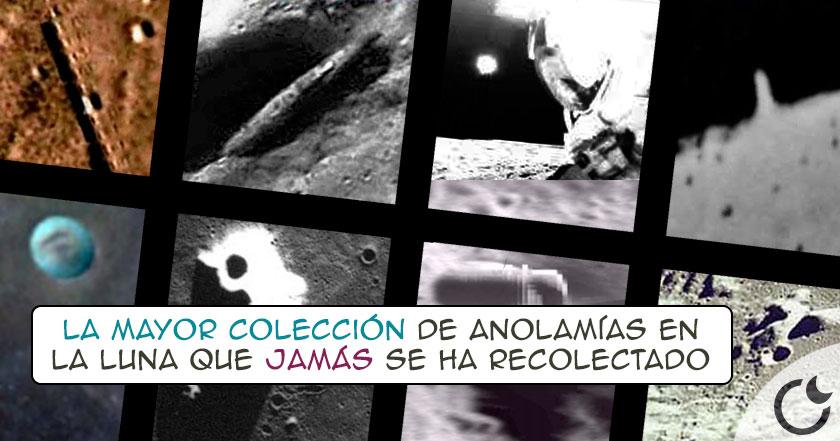 Bases ETs y anomalías en la luna en una recopilación que no te puedes perder
