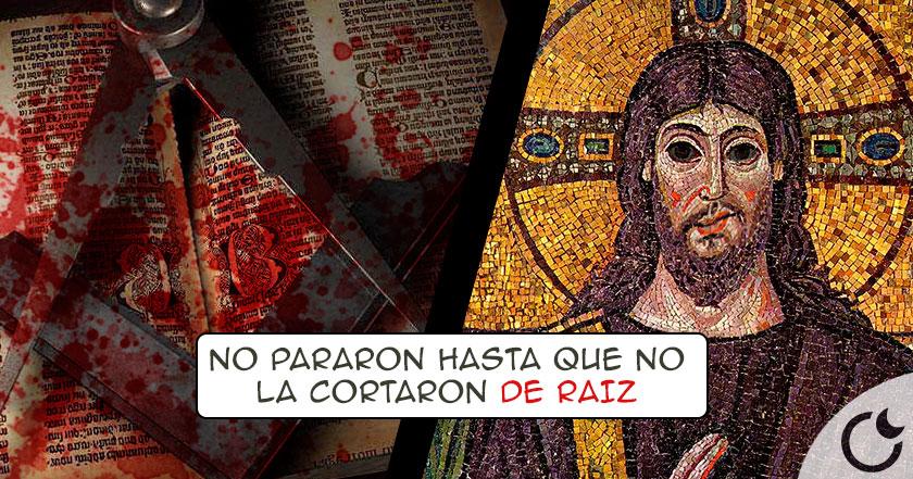 El EMPEÑO por la iglesia de ACABAR CON LA MASONERÍA a lo largo de la historia