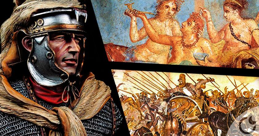 Por qué no debes odiar a los Romanos.