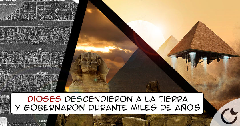 La Piedra de Palermo en Egipto: otra evidencia más de que los ETs nos instruyeron.