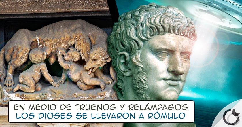 ¿Fue RÓMULO, el fundador de Roma, ABDUCIDO? Conoce la historia AQUÍ