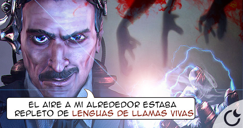 Nikola Tesla TENÍA PROBLEMAS MENTALES. Alucinaciones y paranoia