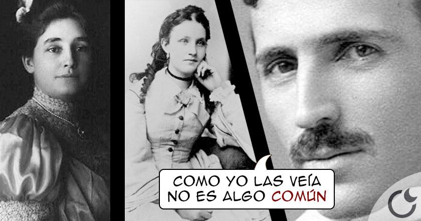 El concepto que tenía Nikola Tesla sobre la mujer. Te sorprenderás.