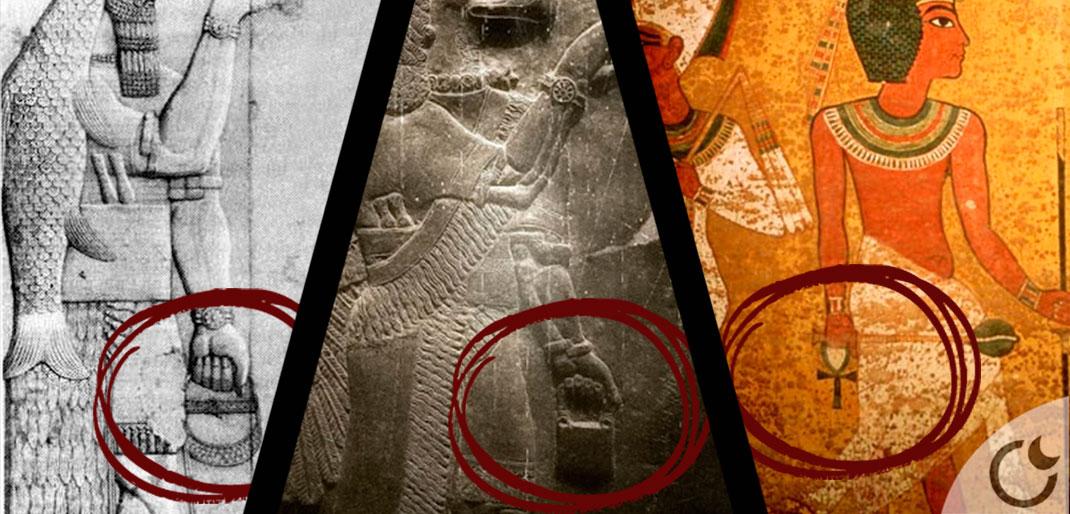 Misteriosas bolsas en todas las culturas del mundo. Conoce su significado