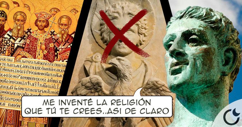 CONSTANTINO: El emperador que INVENTÓ la religión CATÓLICA para controlar a todos