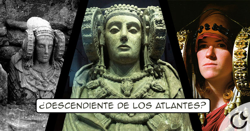 ¿Es la Dama de Elche descendiente de ATLANTES? Sus secretos aquí.