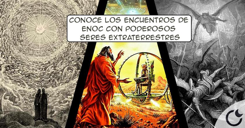 La misteriosa historia BIBLICA de ENOC y su relación con los EXTRATERRESTRES