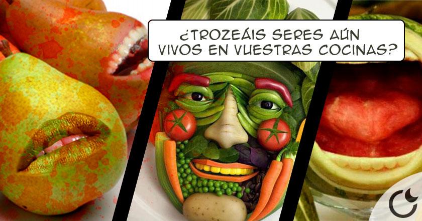 ¿Están las frutas y verduras que compras VIVAS TODAVÍA?