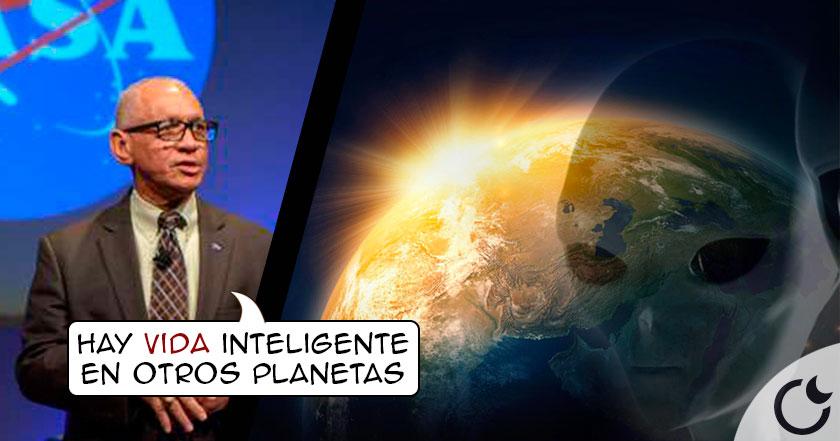 La NASA está preparada al fin para comunicar la existencia de vida ETs
