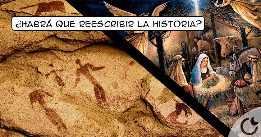 Pesebre de 5000 años demuestra de nuevo que la historia de Jesús es un PLAGIO