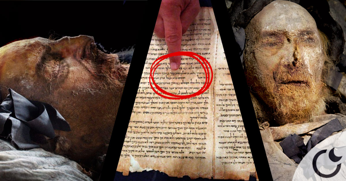 Hallan en la tumba del 1er Papa la evidencia DEFINITIVA de que el Jesús bíblico NO EXISTIÓ