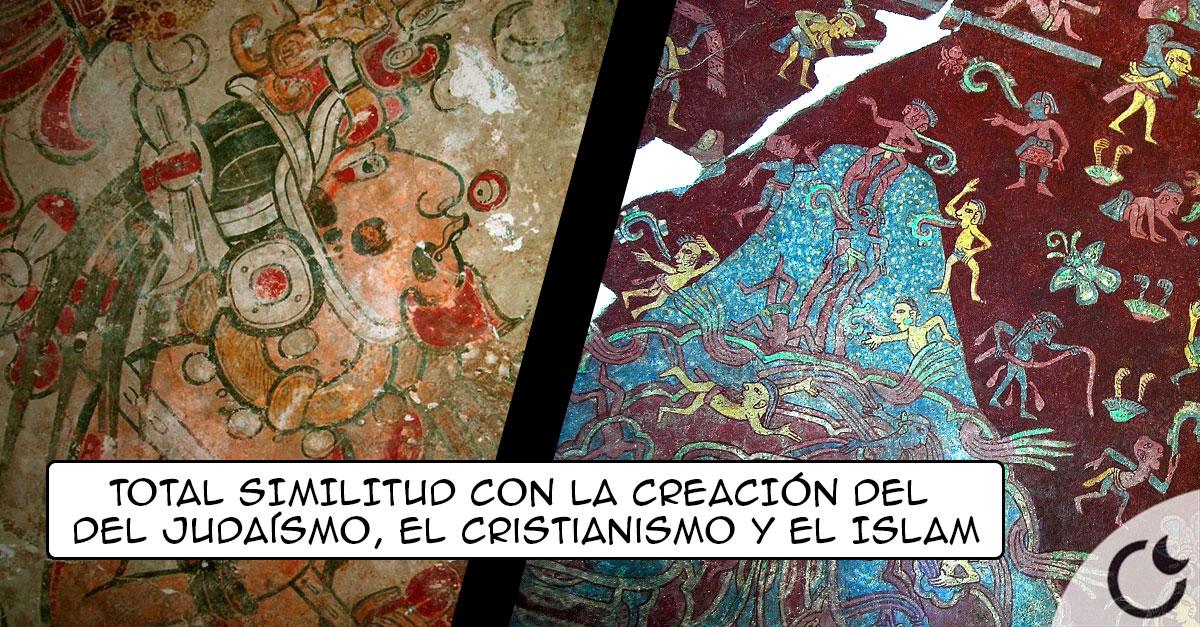 Descubre como fue LA CREACIÓN DEL MUNDO según los Mayas: El Popol Vuh