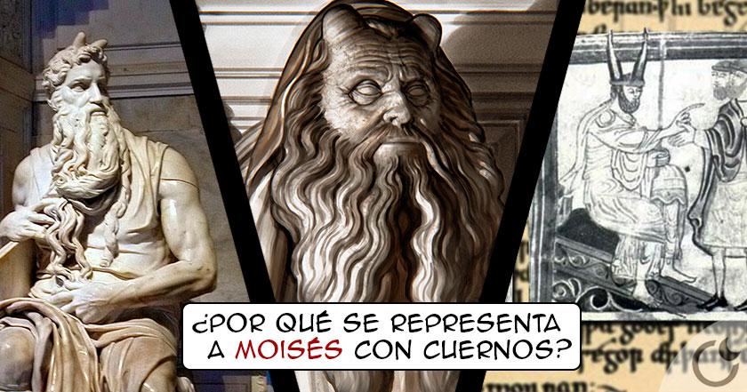 La enigmática historia de los CUERNOS de Moisés. El Código de Miguel Ángel
