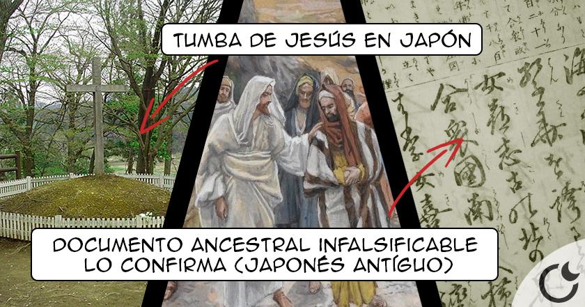 ¿Jesús HUYÓ A JAPÓN y MURIÓ ALLÍ con 106 años?