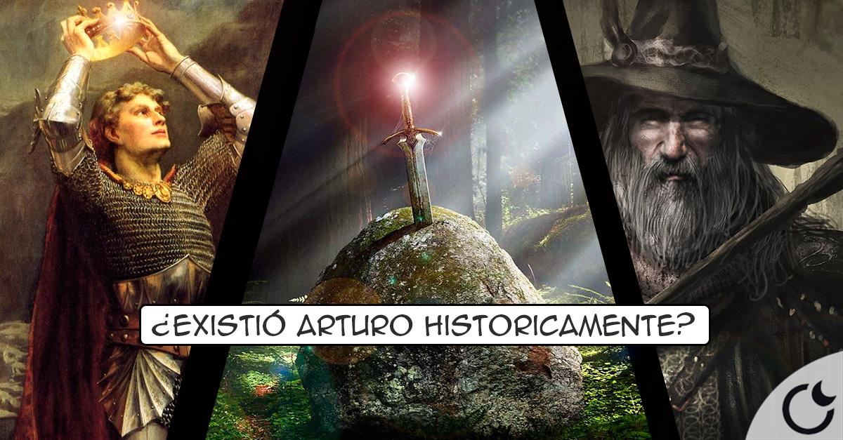 La verdadera historia de Rey Arturo. Nada que ver con lo que te han contado