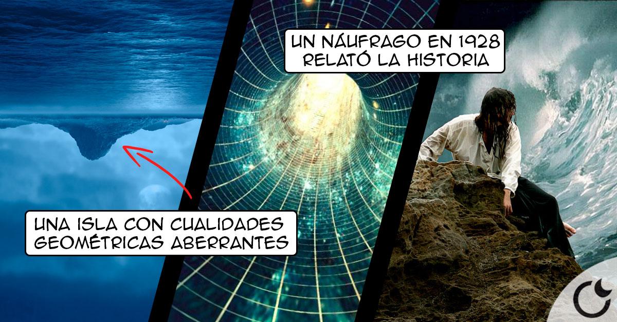 Descubre TODO sobre la burbuja de CURVATURA ESPACIO-TEMPORAL del Pacífico Sur