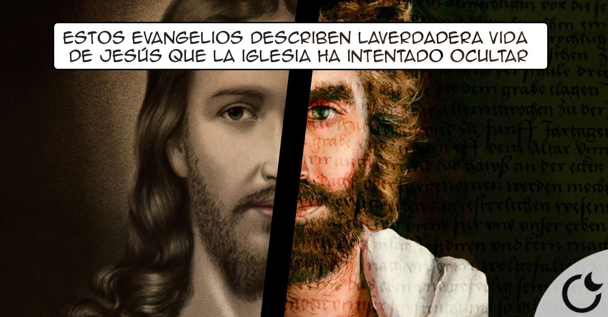 Evangelios APÓCRIFOS : Descubre aquí la vida OCULTA Y DESCONOCIDA de Jesús