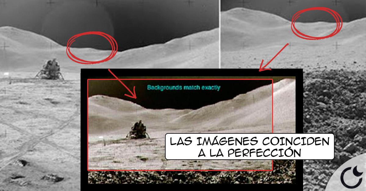 PRUEBAS definitivas demuestran la FARSA de las fotos de misiones APOLO