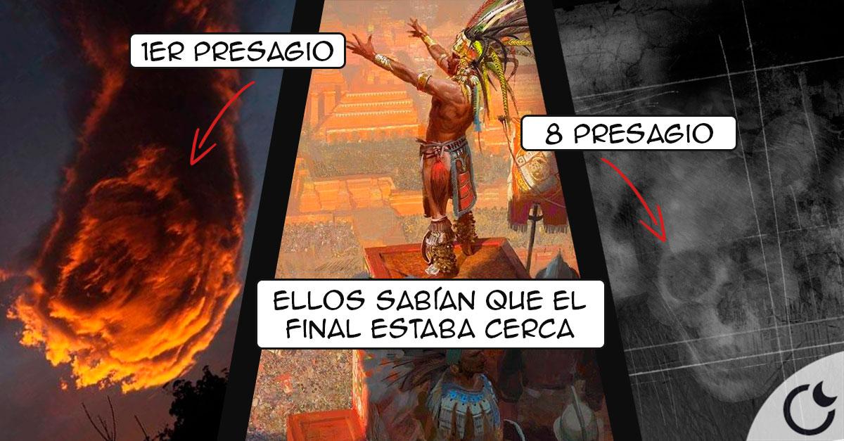 8 PROFESÍAS que anticiparon la INVASIÓN ESPAÑOLA y la CAÍDA del imperio AZTECA