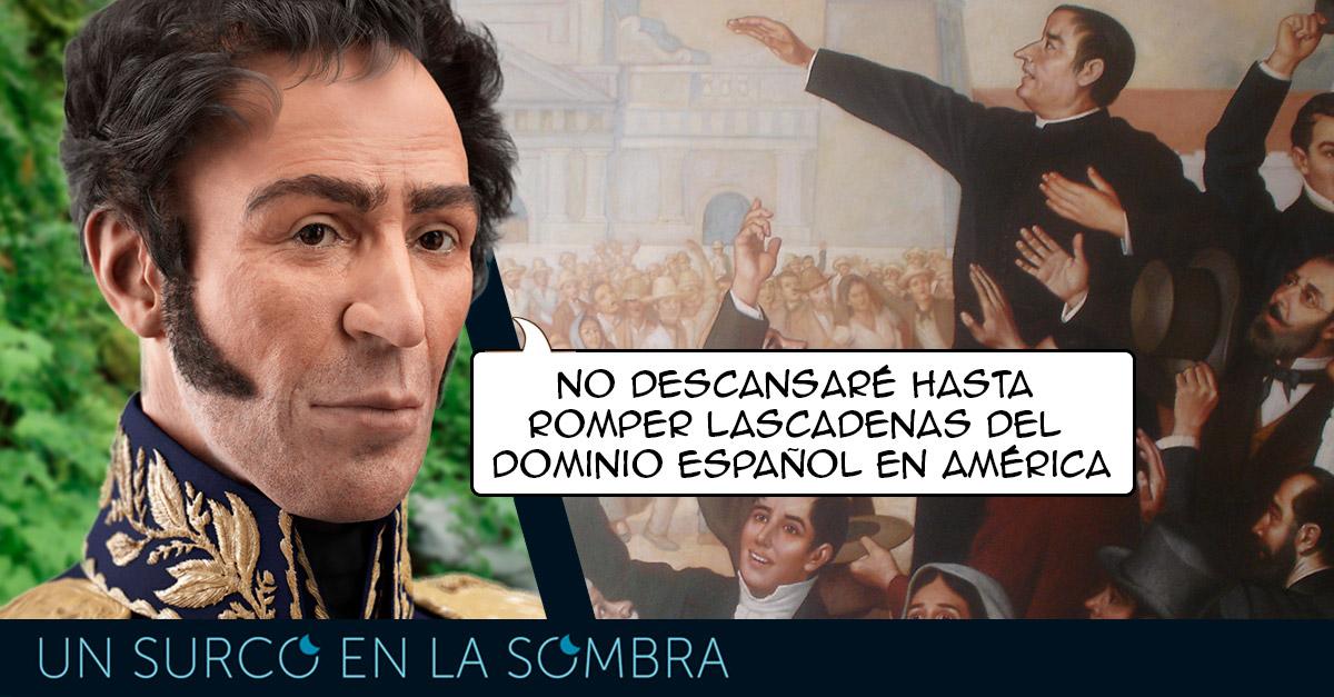 SIMÓN BOLIVAR: El hombre que LIBERÓ a América de España. Toda la historia AQUÍ