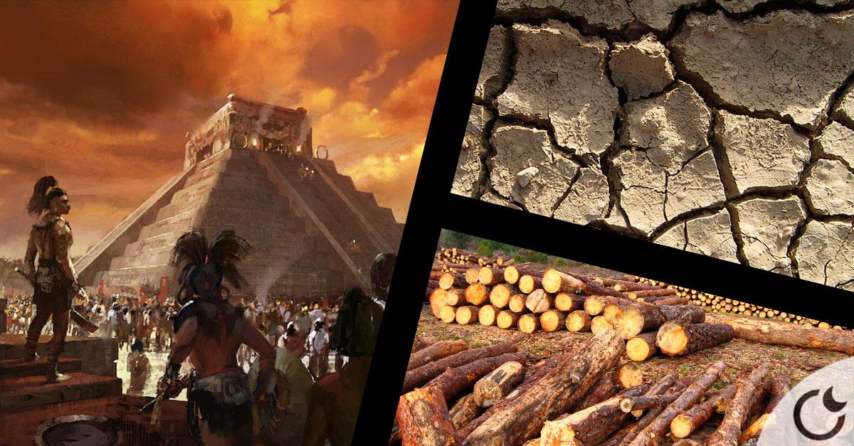 ¿Qué fue lo que DESTRUYÓ REALMENTE la civilización maya para siempre?