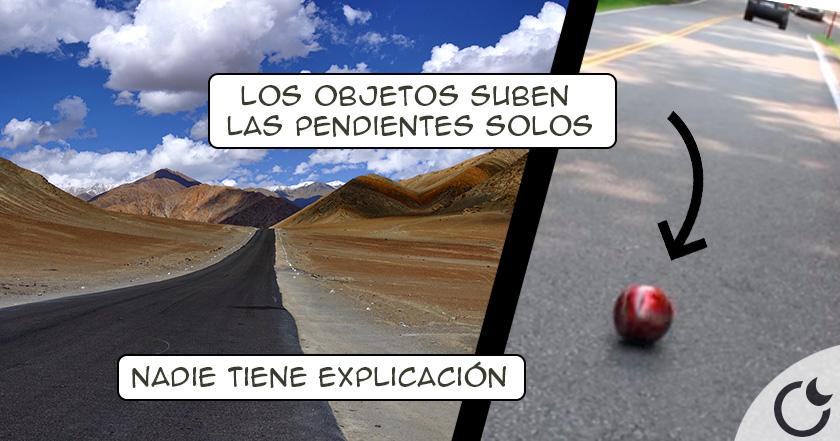 El MISTERIO de las colinas antigravitatorias que DESAFÍAN LAS LEYES