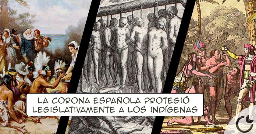 10 razones que desmontan el genocidio en la conquista Americana