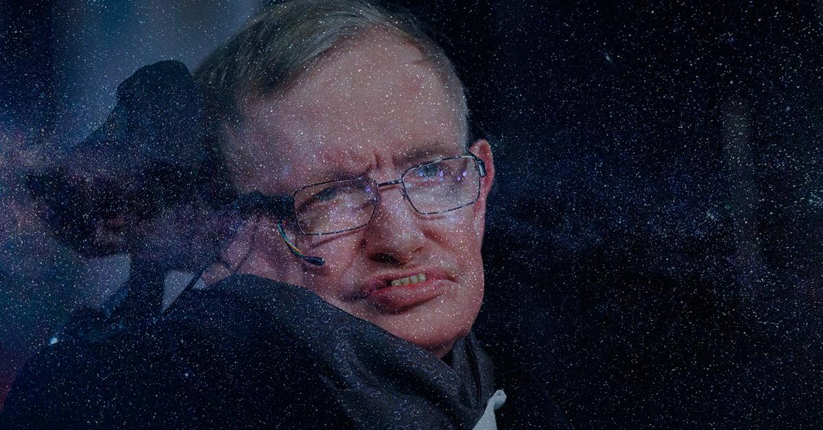 Stephen Hawking FALLECE a los 76 años.
