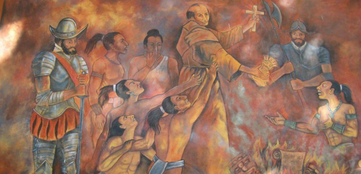 Frai diego de Landa: El fraile que quemo los últimos códices mayas por creerlos diabólicos