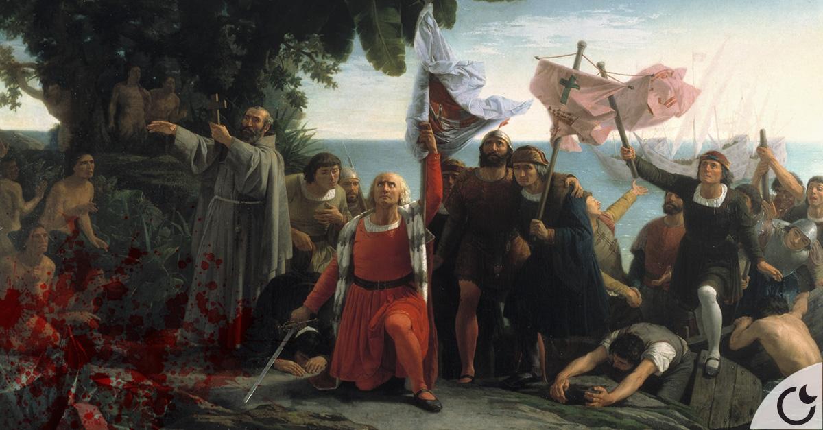 La esclavitud y el genocidio español en América ES UNA GRÁN MENTIRA