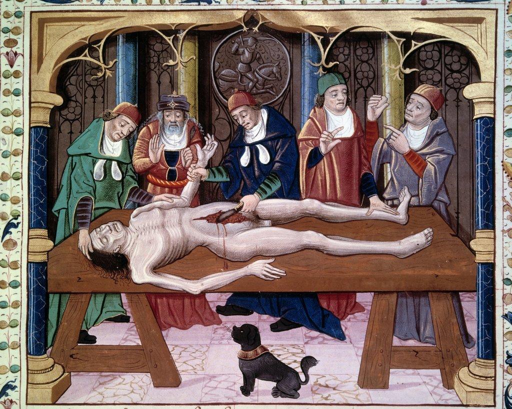¿A que no sabes cómo se curaban en la Antigüedad?