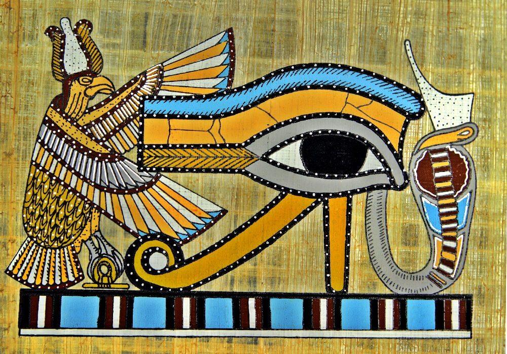 El Ojo de Horus: ¿cuál es su verdadero origen? Aquí te contamos todo.
