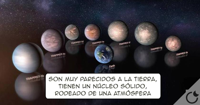 Conoce los planetas CON MAS AGUA QUE LA TIERRA descubiertos hasta ahora